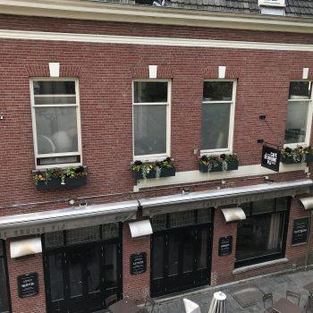 Plantenbakken plaatsen en vullen binnenstad Breda