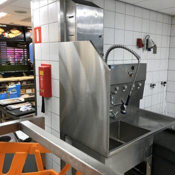RVS spatstuk McDonald's